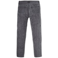 Petit Standard Japanese Denim Jean Grey