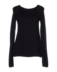 Scee By Twin Set Sweaters Black