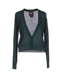 Szen Cardigans Dark Green