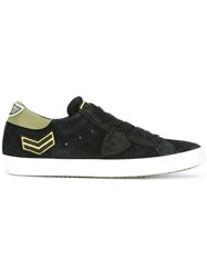 Philippe Model Classic Sneakers Black