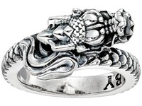 King Baby Studio Dragon Coil Ring Silver Ring