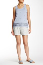 Tommy Bahama Two Palms Linen Short Gray