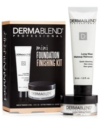 Dermablend Mini Foundation Finishing Set Only At Macy's Travel Min