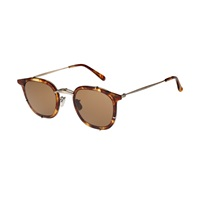 Eyevan 7285 Sunglasses Brown 9010