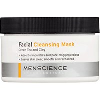 Menscience Men's Facial Cleansing Mask No Color