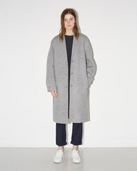 Acne Studios Avalon Wool Coat Grey