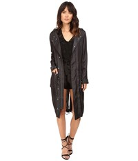 Alice Mccall Lazarus Anorak Licorice Women's Clothing Multi