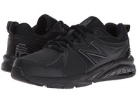 New Balance Wx857v2 Black Black Women's Cross Training Shoes