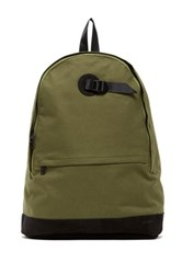 Saturdays Surf Nyc Hannes Backpack Green