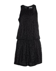 Frankie Morello Dresses Short Dresses Women Black
