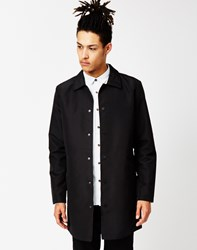 Only And Sons Matthias Trench Coat Black