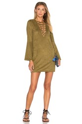 My Own Summer Argelia Cover Up Olive