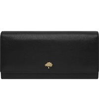 Mulberry Tree Continental Wallet Black