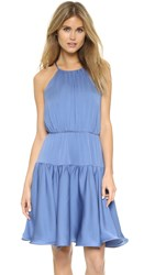 Milly Madison Sundress Steel Blue