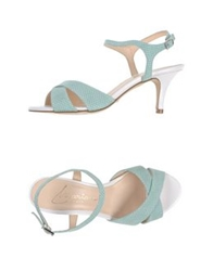 Marian Sandals Light Green