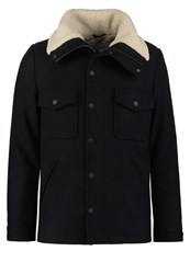 Chevignon Sherpa Light Jacket Navy Dark Blue