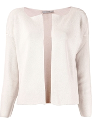 Dusan Chunky Cardigan Nude And Neutrals