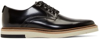 Fendi Black Contrast Sole Hunting Derbys