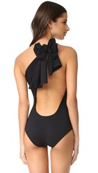 Araks Melika One Piece Solid Black