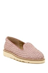 Australia Luxe Collective Grace Smoking Slipper Pink