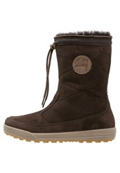 Lowa Dalarna Winter Boots Braun Brown