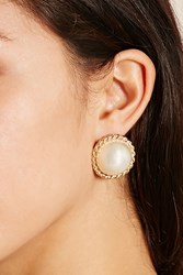 Forever 21 Faux Pearl Studs