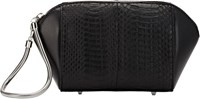 Alexander Wang Chastity Cosmetic Case Black