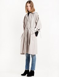 Pixie Market Sleeve Tie Trench Coat By New Revival