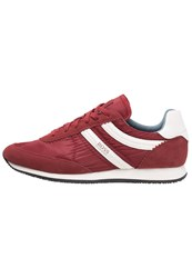 Boss Orange Adrenal Trainers Red