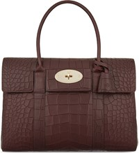 Mulberry Bayswater Bag Oxblood