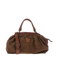 Campomaggi Bags Handbags Women Military Green