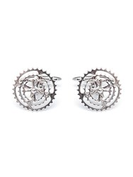 Paul Costelloe Bicycle Spoke Cufflinks Silver
