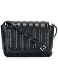 Dkny Quilted Crossbody Bag Black