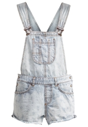 Ltb Lorella Jumpsuit Blue Road Wash Light Blue