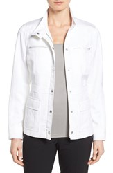 Women's Nordstrom Collection Four Pocket Field Jacket