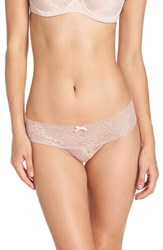 Skarlett Blue Women's 'Obsessed' Lace Thong