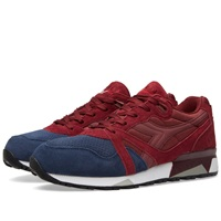 Diadora Uk Diadora N9000 Double Violet Brick And Blue Corsair