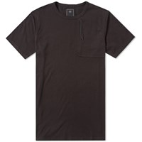 Mhi Maharishi Travel Tee Black