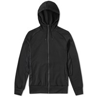 Y 3 Fluid Track Jacket Black