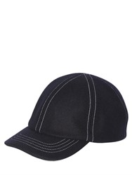 Marni Wool Felt Baseball Hat