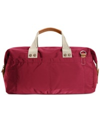 J. Fold Montreal Duffle Bag 05 Red