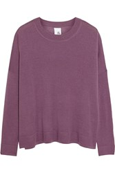 Iris And Ink Harriet Silk And Cashmere Blend Sweater