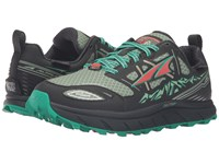 Altra Footwear Lone Peak 3 Neoshell Black Mint Women's Shoes