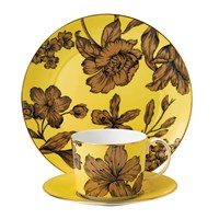 Wedgwood Vibrance Tableware Set 3 Piece Yellow