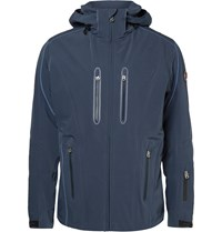 Bogner Urban T Four Way Stretch Shell Ski Jacket Blue