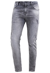 Ltb Justin X Relaxed Fit Jeans Wolf Grey Wash Grey Denim