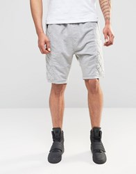 Religion Ghost Shorts Grey