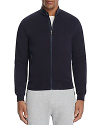 Z Zegna Basic Sweatshirt Dark Blue