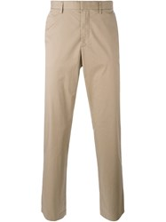 Michael Kors Classic Chino Trousers Nude And Neutrals