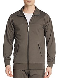 Bench Viaduct Track Jacket Beluga